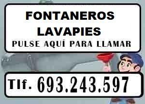 Fontaneros Lavapies Madrid Urgentes