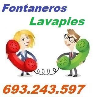 Telefono de la empresa fontaneros Lavapies
